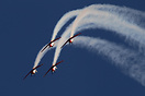 The IAF Aerobatic Team is the aerobatic display team of the Israeli Ai...