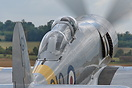 The Hawker Sea Fury T20 was a two-seat training version for the Royal ...