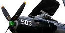 A legendary Skyraider in new black colour scheme. Built in 1948 in Cal...
