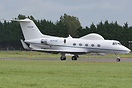 Orion Air Group Gulfstream IISP, N510AG, visistd Shannon today en rout...