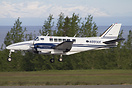 Beechcraft 99 Airliner N991AK operated by Lake Clark Air Inc.