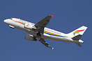 B-6436 is the first of three new Airbus A319 aircraft delivered for th...