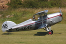 Breighton based G-ABVE had some teething troubles and as such could no...