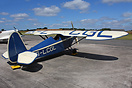 This shoulder wing sports monoplane was built in 1993 by the late John...