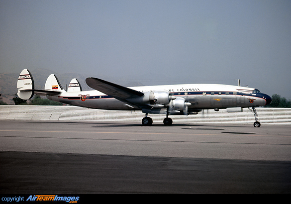 L-1049E Super Constellation
