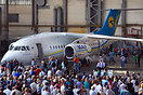 The presentation of the first Antonov An-148 for Ukraine International...