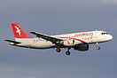 SU-AAB is the first Airbus A320 for Air Arabia Egypt