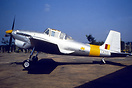 One of 12 Boulton Paul Balliol T2 aircraft purchased by Ceylon (Sri La...