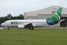 New from the Republic of the Congo is EC Air-Equatorial Congo Airlines...