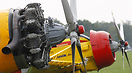 PZL-3S engines with 600 HP on the PZL M21 Dromader Mini (left) and the...