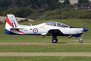 2011 Tucano T1 display aircraft ZF378