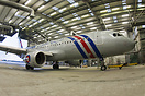 New color scheme for Jordan Aviation on this Airbus A320 JY-JAC