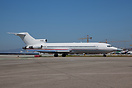Raytheon's Boeing 727 flying test bed, known more commonly by its call...