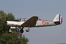 The Nord Noralpha was a French built and re-engined Messerschmitt Bf 1...
