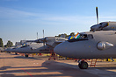The second group of five modernized Antonov An-32 aircraft for the Ind...
