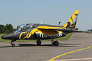 Special livery celebrating one million flight hours on the Alpha Jet w...