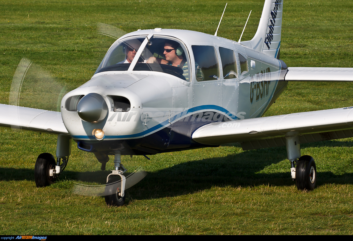 Piper PA-28-161 Warrior II - Large Preview - AirTeamImages.com