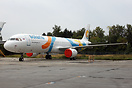 New low cost airline Solaris have 2 A321's but still haven't started o...