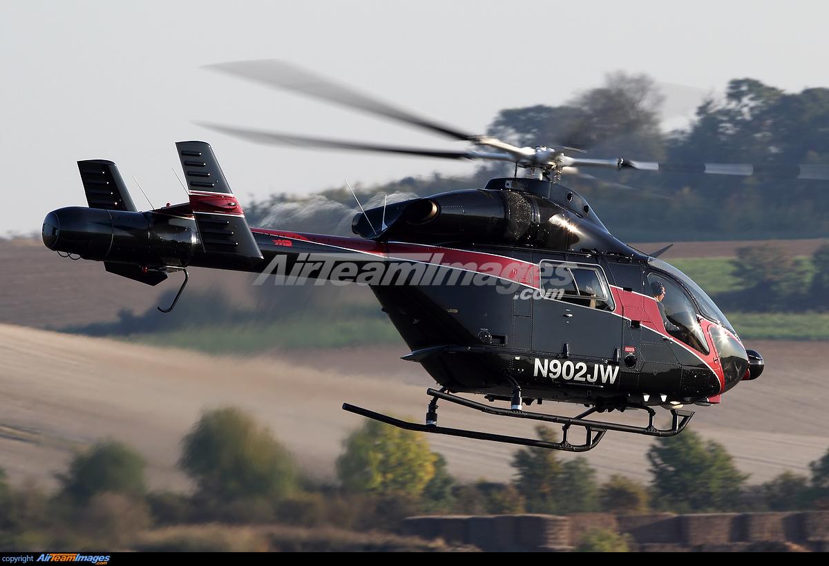 MD 902 Explorer Helicopter