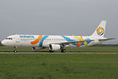 Solaris Airlines A321-200, EI-ERU, arrived in Shannon on October 3rd f...