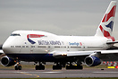 "Special Markings celebrating 25 Years of ""Dreamflight"" this British Ai..."