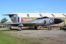 Gloster Javelin FAW9 XH767 seen here at the Yorkshire Air Museum at El...