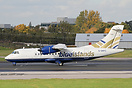 Blue Islands have commenced a new service to Manchester from the Chann...