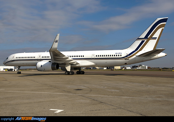 Boeing 757 23n Sx Rfa Aircraft Pictures Amp Photos