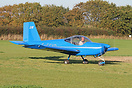 The Van's RV-12 is a two-seat, single-engine, low-wing homebuilt airpl...