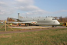 After months of planning, Nimrod R1 XW664 finally moves to its final r...