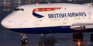 "First British Airways aircraft to see the return of the ""TO FLY. TO SE..."