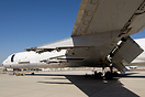 Former Johnsons Air DC-8-63 stored at Ras Al Kaimah and now used for s...