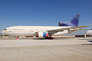 ex Saudi Arabian Royal Flight TriStar L1011 parked at Ras Al Kaimah. R...