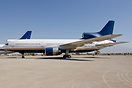 one of two ex-ATA L1011s that are stored at Ras Al Kaimah