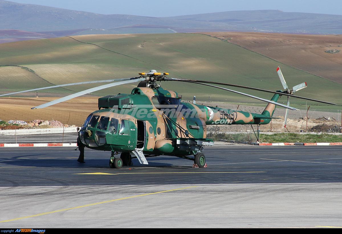 مروحية مي 17 -mi 17 للقوات الجوية الجزائرية + صور 138774_big