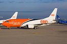 TNT Boeing 737 TF-TNM operated by BlueBird cargo.