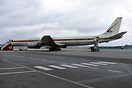 This World Airways Douglas DC-8-63 N802WA crashed soon after this phot...
