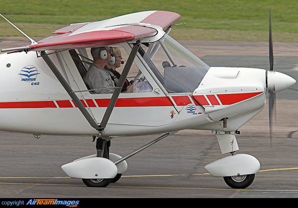 Ikarus C42 G Ccnt Aircraft Pictures Photos Airteamimagescom