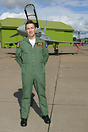 Typhoon Display Pilot Matt Elliott.