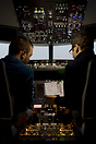 Home made 737 NG Simulator near Paris