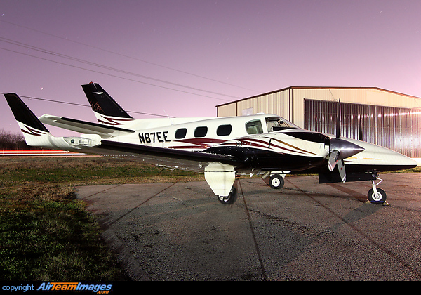 Beechcraft Duke Turboprop Beechcraft B60 Duke
