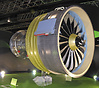 The CFM International LEAP-X high-bypass turbofan engine, selected by ...