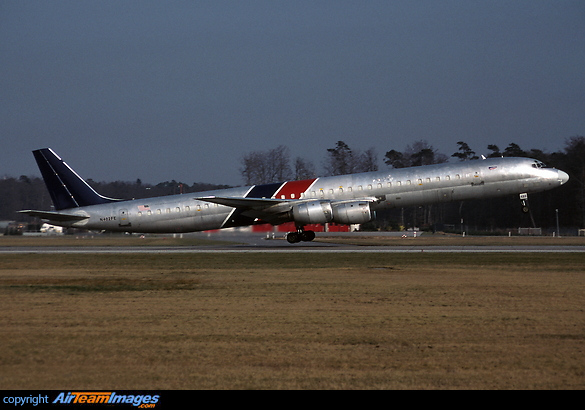McDonnell Douglas DC-8-73(F) (N402FE) Aircraft Pictures & Photos