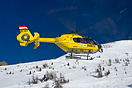 take off 2200m above sealevel on the Patscherkofel mountain at Innsbru...