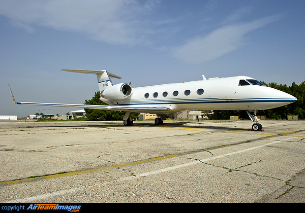 Gulfstream IV N154G Aircraft Pictures Photos