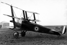 N5430 was the only Sopworth Triplane delivered to the Royal Flying Cor...