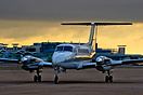 Raytheon King Air 350