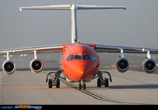 British Aerospace 146-200QC