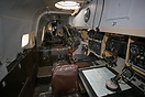 View inside this now retired Avro 696 Shackleton AEW2 (WR963) maritime...