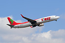 T'way Air Korean LCC, re-branded from former Hansung Airlines, operate...